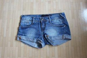 Jeans Hotpants von Zara Größe 34