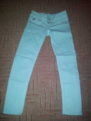 Gstar Jeans taille basse turquoise-vert menthe