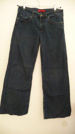 Jeans Hugo Boss mit weitem Bein