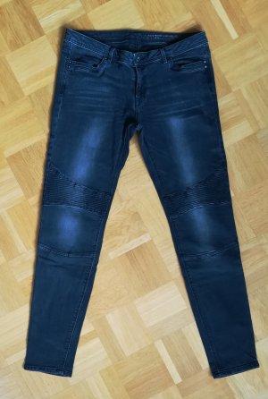 Esprit Biker jeans zwart