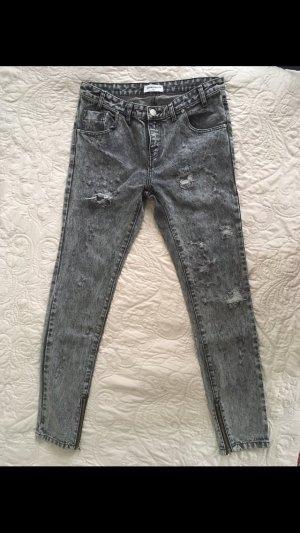 Jeans im Used Look von Glamorous