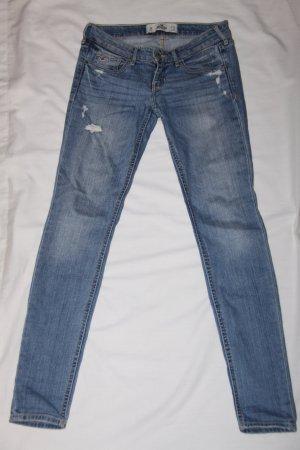 Jeans im Used-Look von Hollister