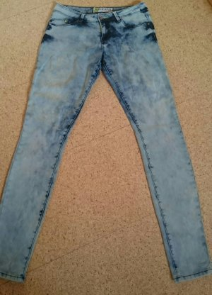 Jeans im Used- Look von Sublevel