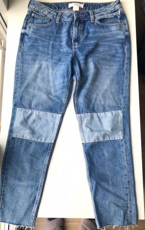 H&M Jeans a carota blu-azzurro