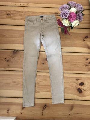 Jeans in Beige von H&M