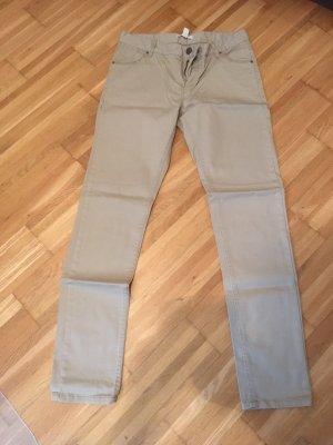 Jeans in beige von Mango