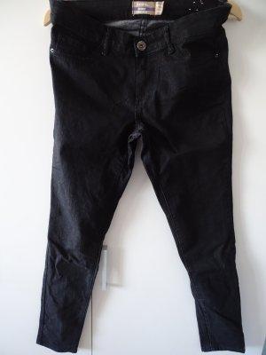 Jeans in black gr. 40