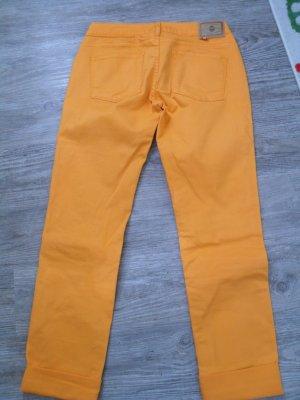 Jeans in der Farbe orange, neu ohne Etikett -
