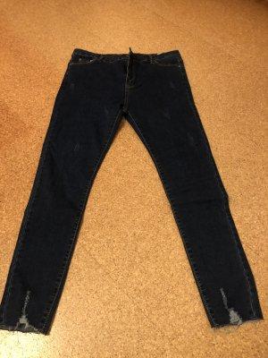 Tube Jeans dark blue