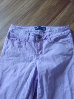 jeans in Lila grösse s/m