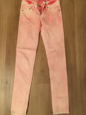 Jeans in Rosa