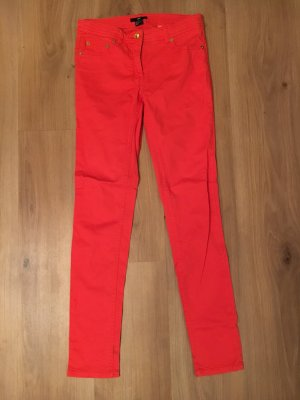 H&M Stretch Trousers multicolored