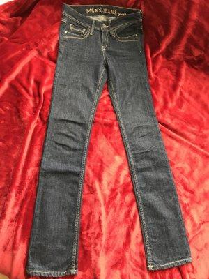 Jeans in schönem Blau, bootcut von MEXX