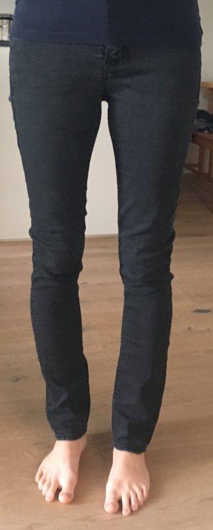 Jeans in schwarz von H&M