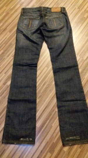 Jeans in Used Look von Fornarina