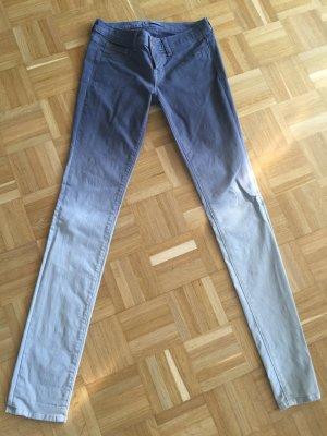 Jeans J Brand 25 grau mit Farbverlauf