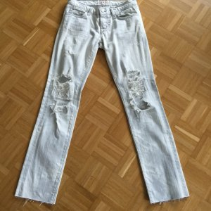 Jeans J Brand destroyed 25 hellgrau