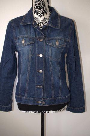 Jeans Jacke * blau * Strauss * 36 * NEU