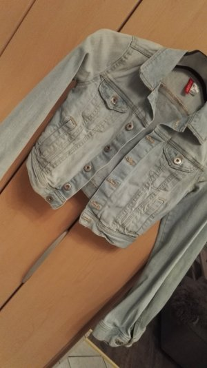 Jeans Jacke Gr 34