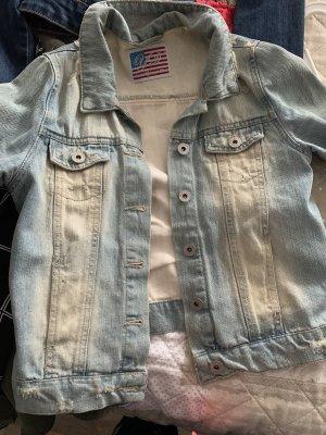Denim Jacket light grey