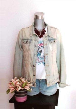 Jeans Jacke H&M Gr. 38/40 Streetstyle Look