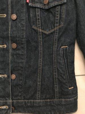 Levi's Denim Jacket dark blue