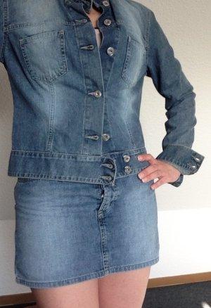 Jeans Jacke & Mini Rock von Liu Jo