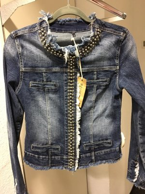 Denim Jacket slate-gray