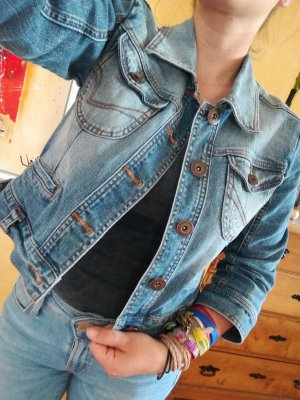 Jeans Jacke Only used look