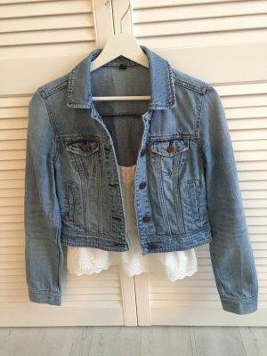 Jeans Jacke + Top von American Eagle