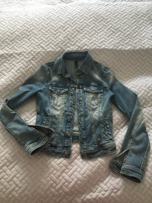 Jeans Jacke von Benetton