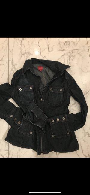 Jeans Jacke von Esprit blau 38