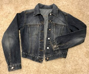 Jeans Jacke von G U C C I