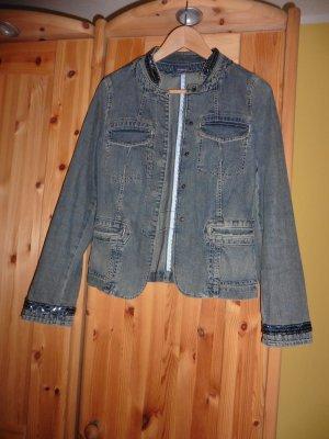 Jeans-Jacke von Hirsch gebraucht