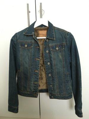 Jeans Jacke von Silvian Heach