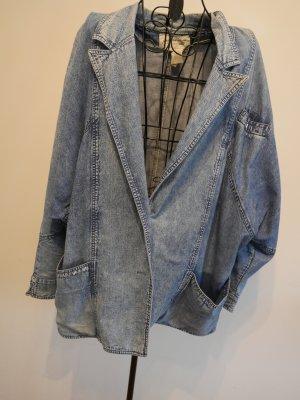 Jeans Jacke von Ulla Popken
