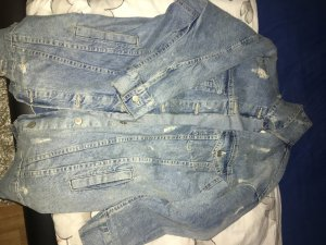 Zara Veste en jean bleuet