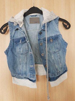 Jeans Jäckchen ohne Ärmel
