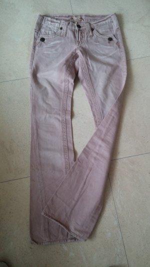 Jeans Jeans von Freeman T. Porter Gr.26, altrosa