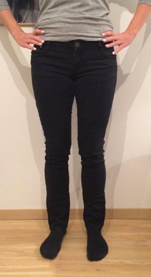Jeans Jeanshose Damen schwarz New Yorker