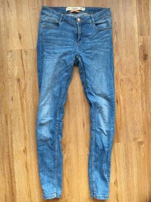 Jeans Jeggings blau Blue zara trafaluc 38