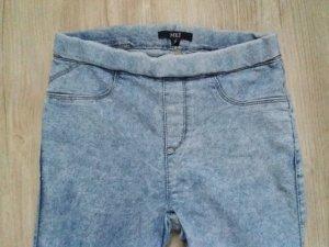 Stretch jeans azuur