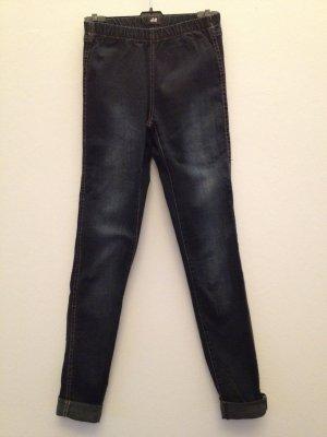 Jeans-Jeggings ohne Taschen