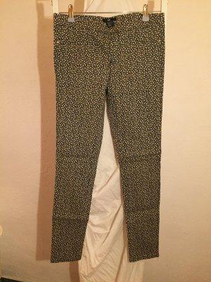 Jeans Jeggins mit Print von H&M