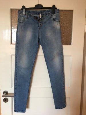 Jeans-Jogpant von MARYLEY, Gr. 40/42