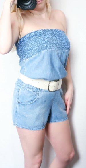 Jeans Jump-Suit Lyocell, H&M, Größe 36, sehr guter Zustand