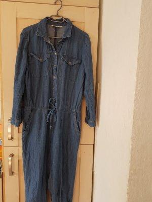 jeans jumpsuit clockhouse