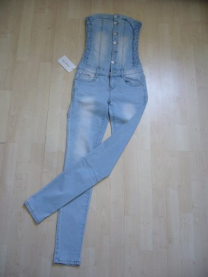Jeans Jumpsuit Overall Gr. S