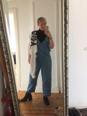Jeans Jumpsuit Zara