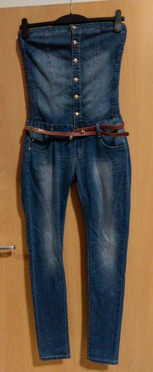 jeans jumpsuite